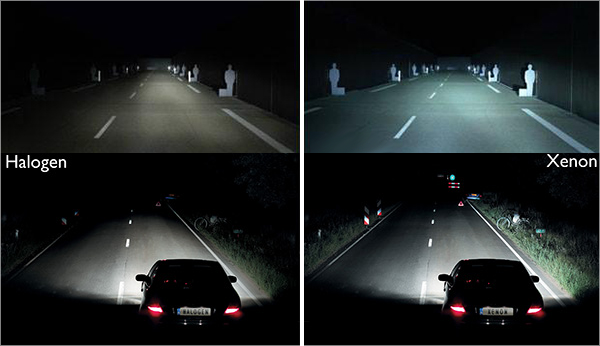 Немного о ксеноне * Свет от ксеноновых ламп обеспечивает лучшую освещенность дороги и обочины - этим повышая...