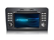 Dynavin TC-N6-ML Mercedes-Benz ML/GL-W/X164 (