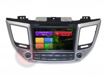 Redpower 21147B Android, штатная автомагнитола для Hyundai ix35/Tucson