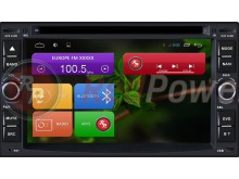 Redpower 21001 Android, штатная магнитола 2 din для Nissan