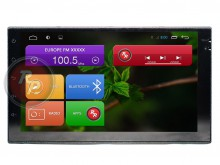 Redpower 21001B Android, штатная магнитола 2din для Nissan