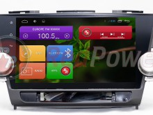 Redpower 21035B Android, штатная автомагнитола для Toyota Highlander