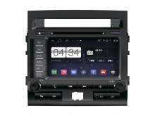MyDean 5060-1 Android, штатная автомагнитола Toyota Land Cruiser 200 2012-2015