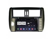 MyDean 5065 Android, штатная автомагнитола Toyota Land Cruiser Prado 150 2009-2013